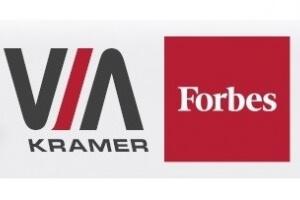 Forbes назвал Kramer VIA одной из лучших технологий для внедрения в бизнес